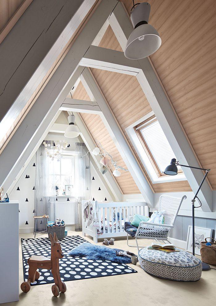 gmuetliches dachfenster