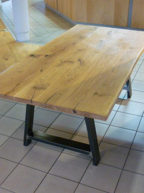 Baumtischplatte