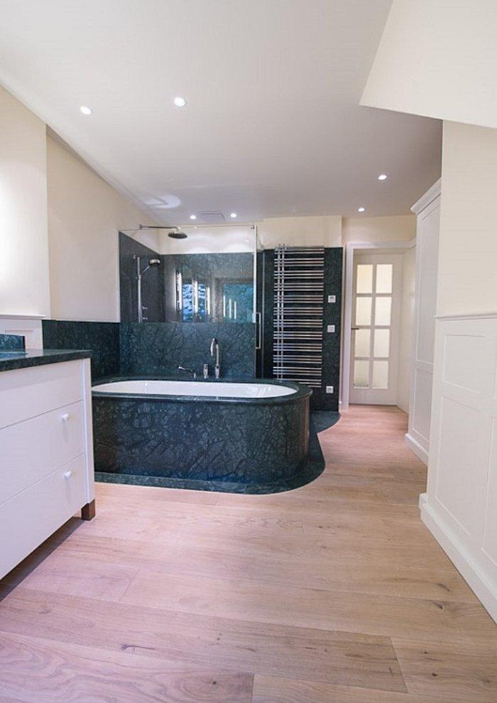 signatur ultramatt badezimmer